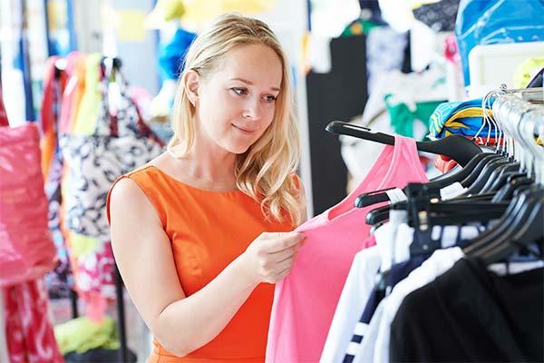 Сонник покупать одежду